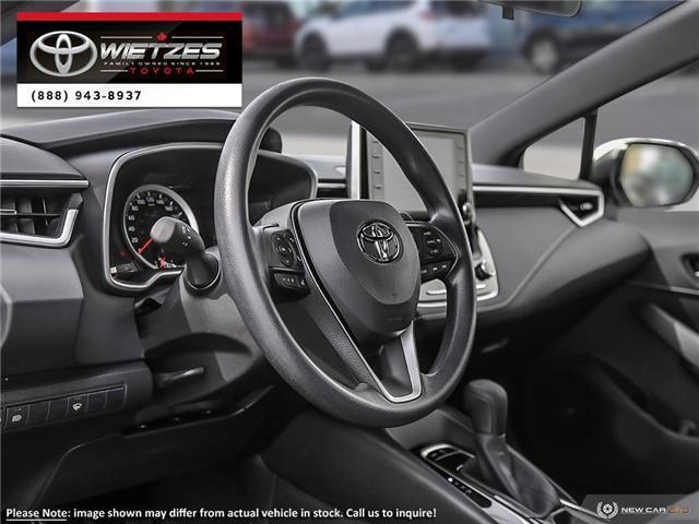 2019 Toyota Corolla Hatchback CVT (Stk: 67359) in Vaughan - Image 12 of 27