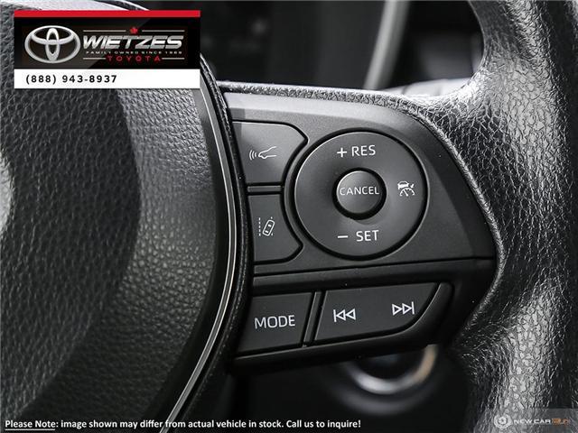 2019 Toyota Corolla Hatchback CVT (Stk: 67359) in Vaughan - Image 16 of 27