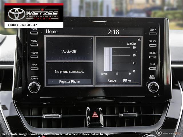 2019 Toyota Corolla Hatchback CVT (Stk: 67359) in Vaughan - Image 19 of 27