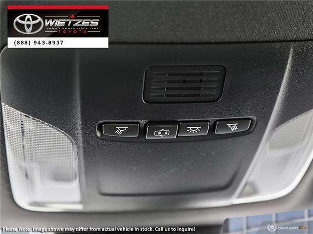 2019 Toyota Corolla Hatchback CVT (Stk: 67359) in Vaughan - Image 20 of 27