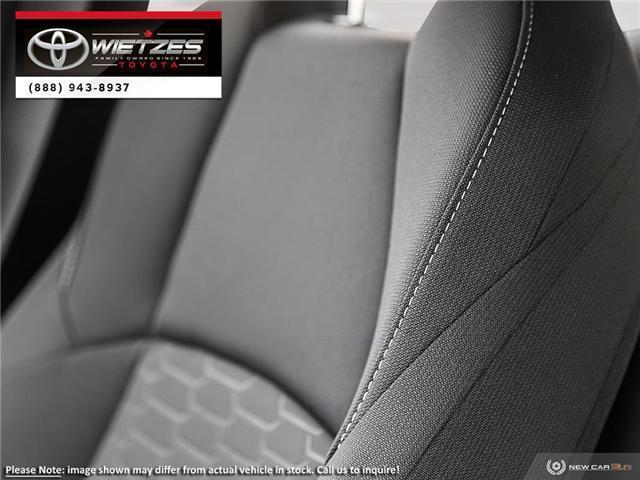 2019 Toyota Corolla Hatchback CVT (Stk: 67359) in Vaughan - Image 21 of 27