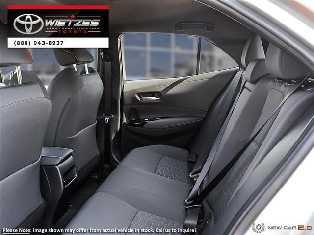 2019 Toyota Corolla Hatchback CVT (Stk: 67359) in Vaughan - Image 22 of 27