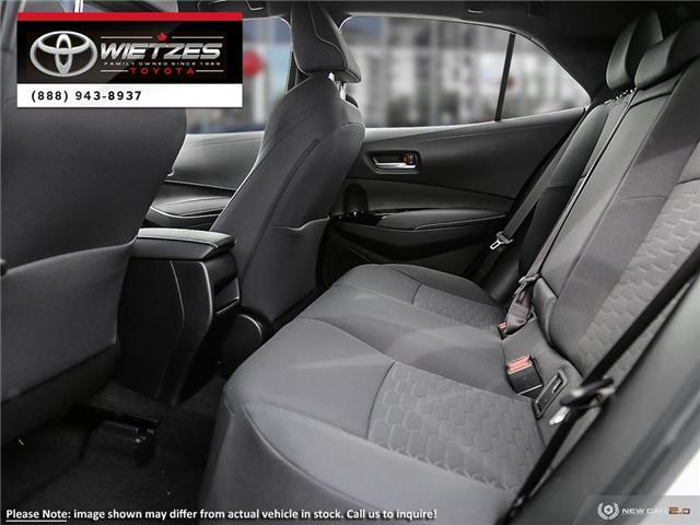 2019 Toyota Corolla Hatchback CVT (Stk: 67359) in Vaughan - Image 23 of 27