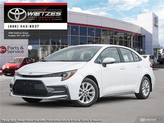 2020 Toyota Corolla  (Stk: 68492) in Vaughan - Image 1 of 24