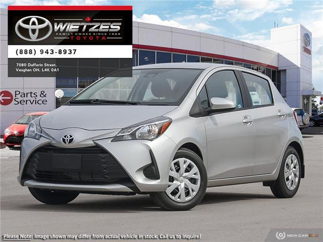 2019 Toyota Yaris LE Hatchback (Stk: 68428) in Vaughan - Image 1 of 24