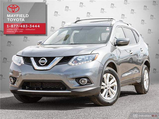 2014 Nissan Rogue S (Stk: 190219A) in Edmonton - Image 1 of 20