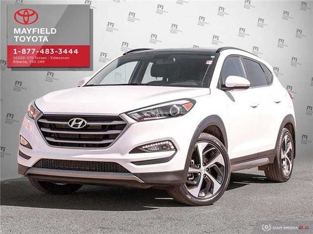 2016 Hyundai Tucson Limited (Stk: 1901131A) in Edmonton - Image 1 of 20