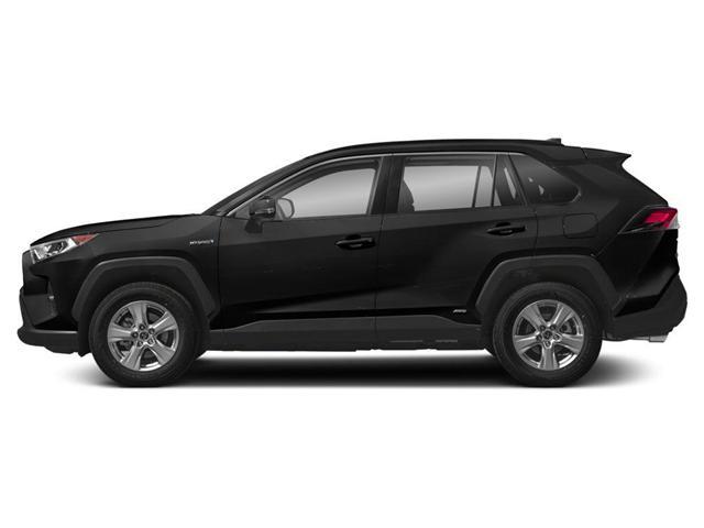 2019 Toyota RAV4 Hybrid LE (Stk: H19419) in Orangeville - Image 2 of 9