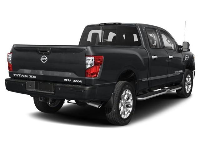 2019 Nissan Titan XD Platinum Reserve Gas (Stk: M19N001) in Maple - Image 3 of 9