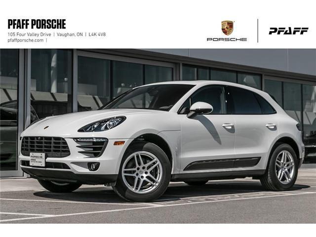 2018 Porsche Macan  (Stk: P13890) in Vaughan - Image 1 of 21