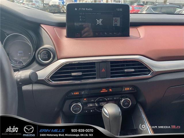 2018 Mazda CX-9 Signature (Stk: P4478) in Mississauga - Image 14 of 19