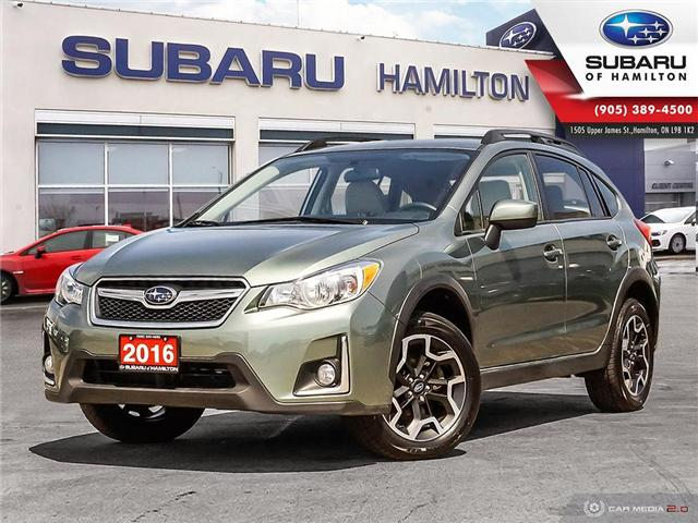 2016 Subaru Crosstrek Touring Package (Stk: U1424) in Hamilton - Image 1 of 26