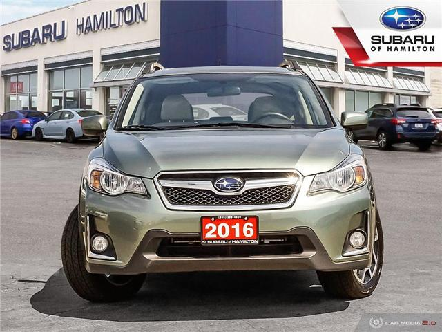 2016 Subaru Crosstrek Touring Package (Stk: U1424) in Hamilton - Image 2 of 26