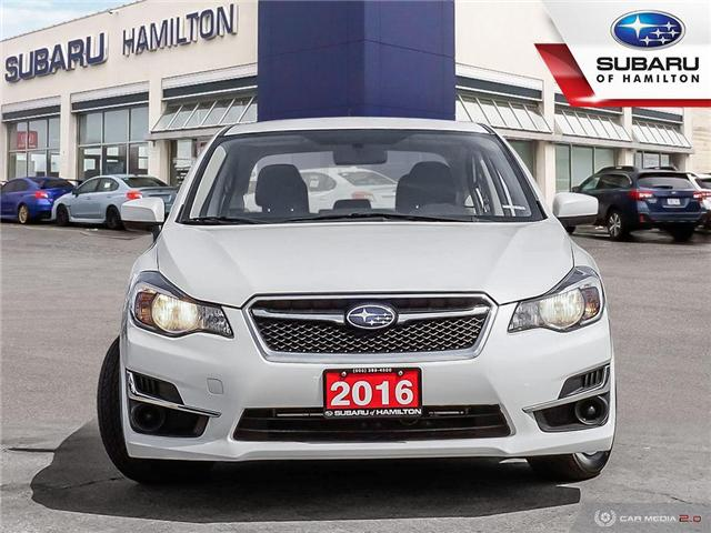 2016 Subaru Impreza 2.0i (Stk: U1432) in Hamilton - Image 2 of 25
