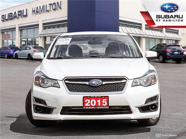 2015 Subaru Impreza 2.0i (Stk: U1429) in Hamilton - Image 2 of 25