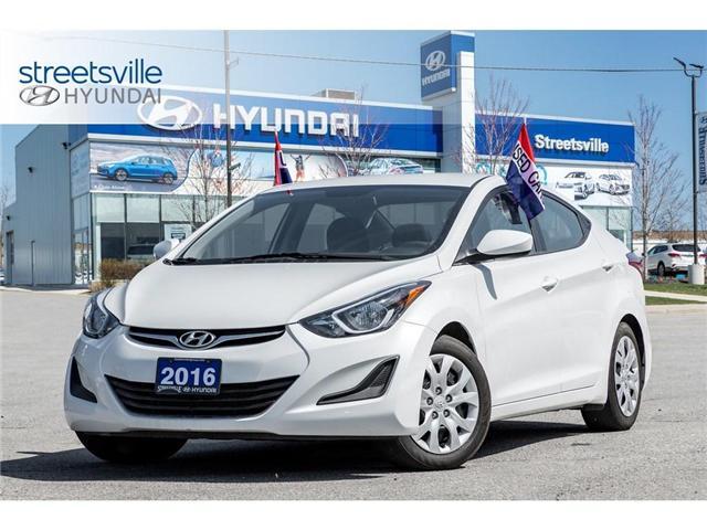 2016 Hyundai Elantra  (Stk: P0647) in Mississauga - Image 1 of 17