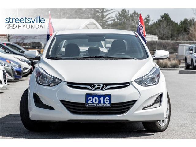 2016 Hyundai Elantra  (Stk: P0647) in Mississauga - Image 2 of 17