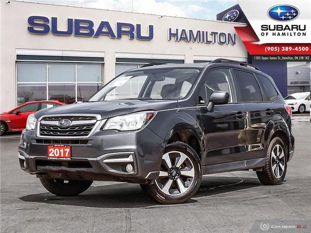 2017 Subaru Forester 2.5i Touring (Stk: U1428) in Hamilton - Image 1 of 26