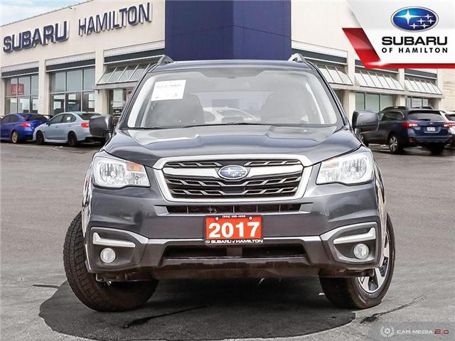 2017 Subaru Forester 2.5i Touring (Stk: U1428) in Hamilton - Image 2 of 26