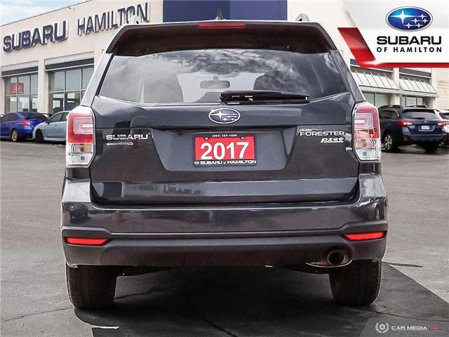 2017 Subaru Forester 2.5i Touring (Stk: U1428) in Hamilton - Image 5 of 26