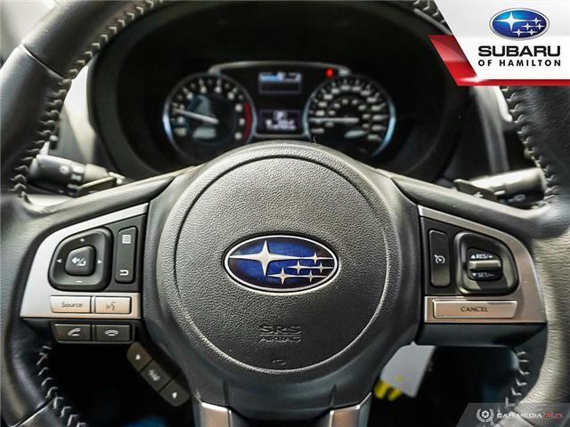 2017 Subaru Forester 2.5i Touring (Stk: U1428) in Hamilton - Image 6 of 26