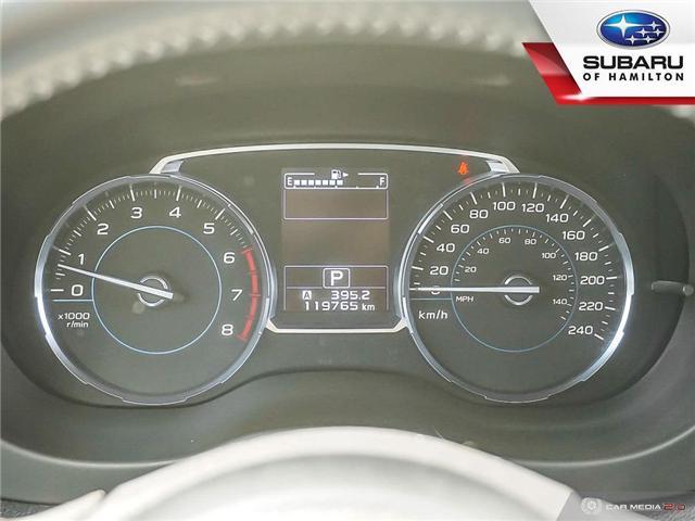 2017 Subaru Forester 2.5i Touring (Stk: U1428) in Hamilton - Image 7 of 26