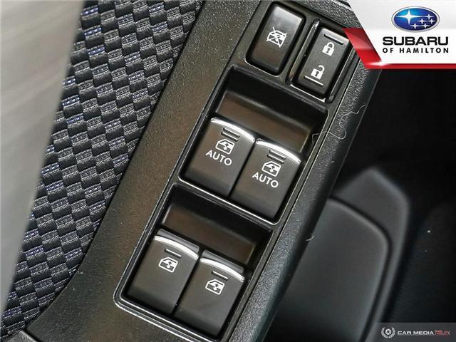 2017 Subaru Forester 2.5i Touring (Stk: U1428) in Hamilton - Image 10 of 26