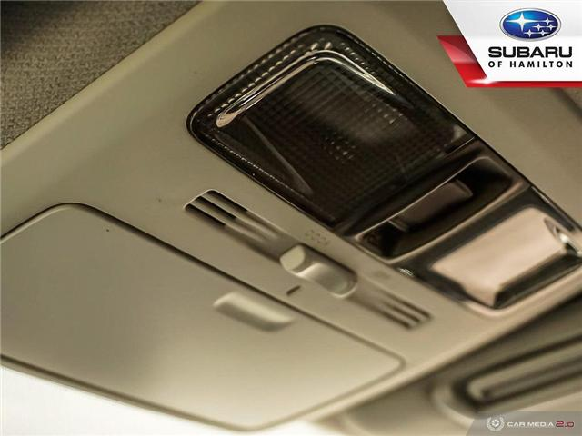 2017 Subaru Forester 2.5i Touring (Stk: U1428) in Hamilton - Image 11 of 26