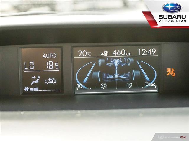 2017 Subaru Forester 2.5i Touring (Stk: U1428) in Hamilton - Image 14 of 26