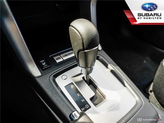 2017 Subaru Forester 2.5i Touring (Stk: U1428) in Hamilton - Image 15 of 26