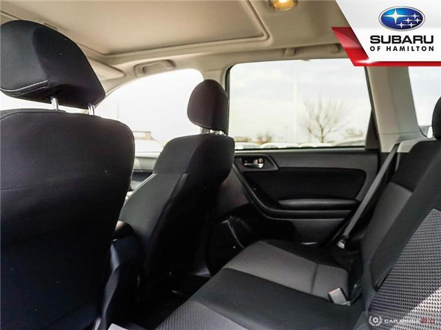 2017 Subaru Forester 2.5i Touring (Stk: U1428) in Hamilton - Image 17 of 26