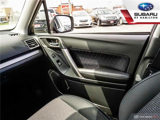 2017 Subaru Forester 2.5i Touring (Stk: U1428) in Hamilton - Image 19 of 26