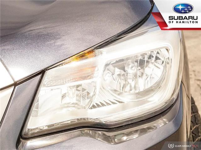 2017 Subaru Forester 2.5i Touring (Stk: U1428) in Hamilton - Image 23 of 26