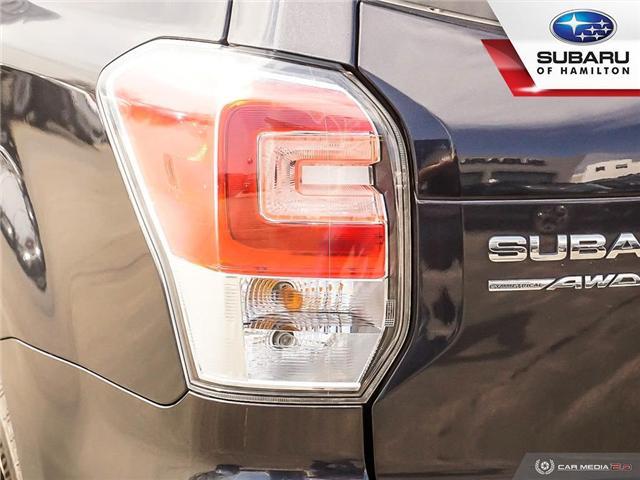 2017 Subaru Forester 2.5i Touring (Stk: U1428) in Hamilton - Image 25 of 26