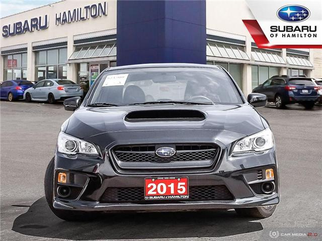 2015 Subaru WRX Base (Stk: S7584A) in Hamilton - Image 2 of 21