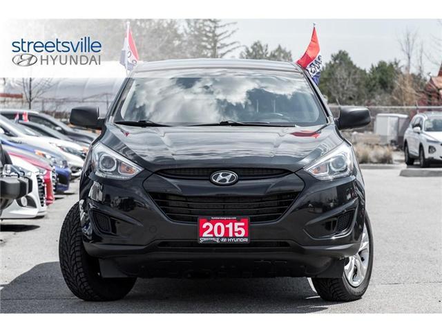 2015 Hyundai Tucson GL (Stk: 19TU005A) in Mississauga - Image 2 of 16