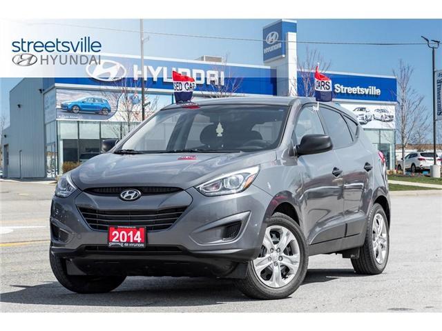 2014 Hyundai Tucson GL (Stk: 19TU034A) in Mississauga - Image 1 of 17