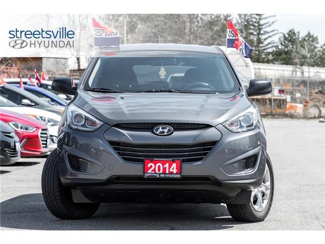 2014 Hyundai Tucson GL (Stk: 19TU034A) in Mississauga - Image 2 of 17
