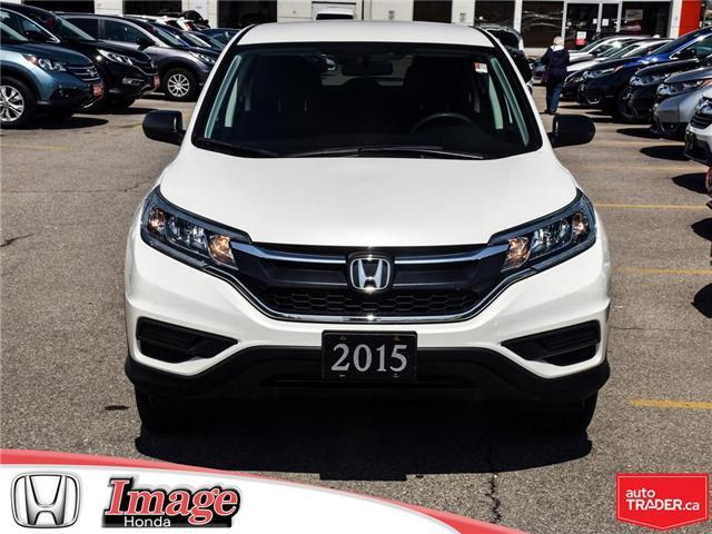 2015 Honda CR-V LX (Stk: 9R199A) in Hamilton - Image 2 of 18