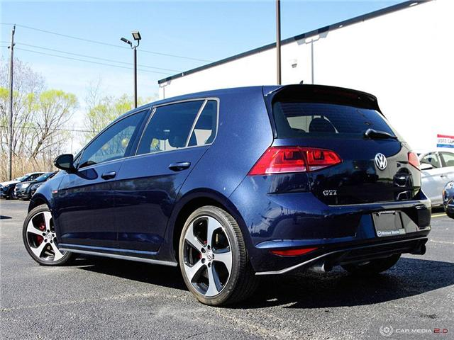 2016 Volkswagen Golf GTI 5-Door Autobahn (Stk: PR7323) in Windsor - Image 4 of 27