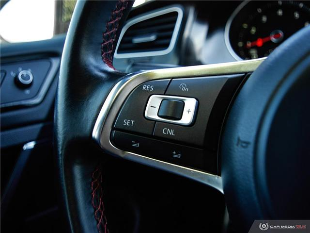 2016 Volkswagen Golf GTI 5-Door Autobahn (Stk: PR7323) in Windsor - Image 18 of 27