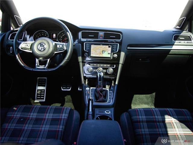 2016 Volkswagen Golf GTI 5-Door Autobahn (Stk: PR7323) in Windsor - Image 27 of 27