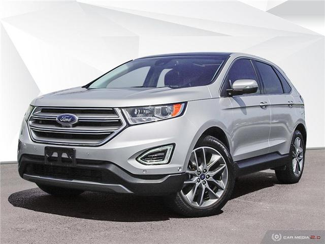 2015 Ford Edge Titanium (Stk: TR6215) in Windsor - Image 1 of 27