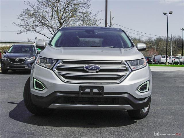 2015 Ford Edge Titanium (Stk: TR6215) in Windsor - Image 2 of 27