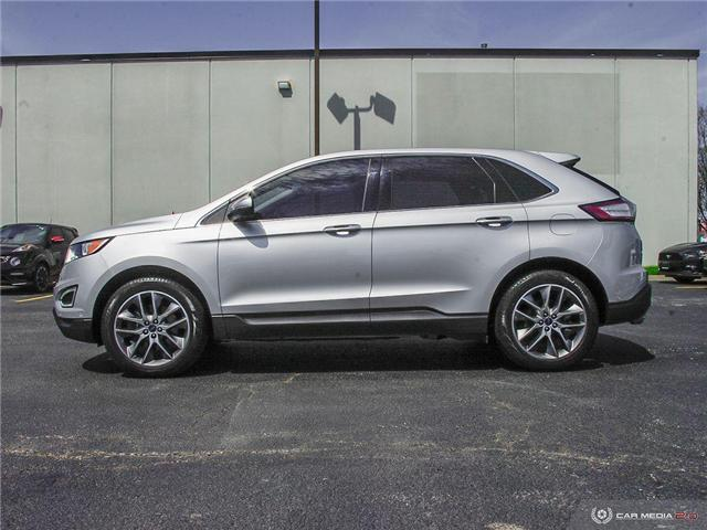 2015 Ford Edge Titanium (Stk: TR6215) in Windsor - Image 3 of 27