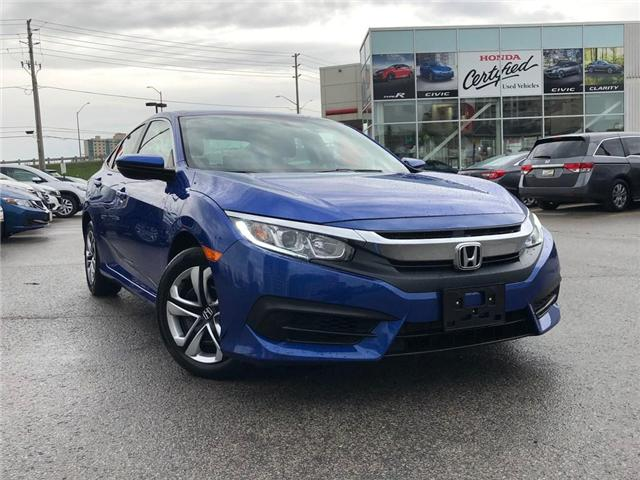 2017 Honda Civic LX (Stk: 190748P) in Richmond Hill - Image 1 of 14
