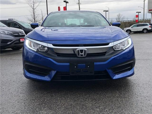 2017 Honda Civic LX (Stk: 190748P) in Richmond Hill - Image 2 of 14