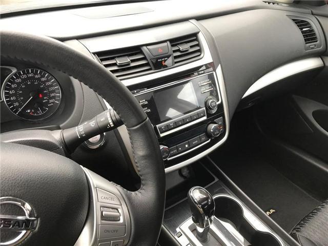 2018 Nissan Altima 2.5 SV (Stk: N1437) in Hamilton - Image 10 of 12