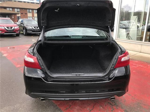 2018 Nissan Altima 2.5 SV (Stk: N1437) in Hamilton - Image 12 of 12