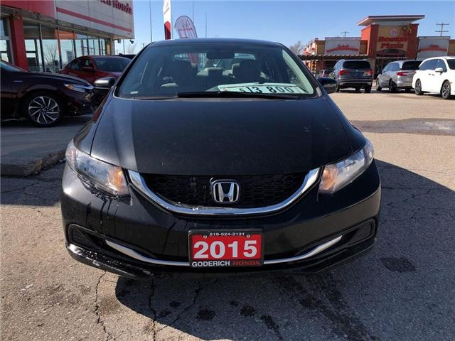 2015 Honda Civic LX (Stk: U17718) in Goderich - Image 6 of 17